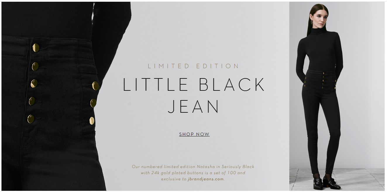jbrandjeans - Little Black Jeans